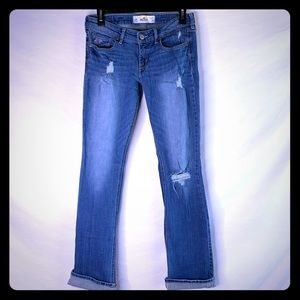 👖Hollister boot cut jeans